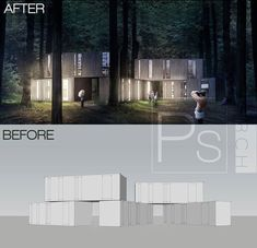 Pinned onto Photoshop.architectBoard in Renderings & Visualisations Category