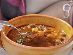 Recipes-Fitness |   Bohemian Goulash Soup