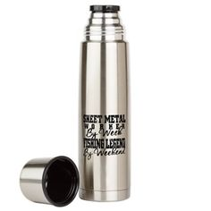 Sheet Metal Worker Large Thermos® Bottle