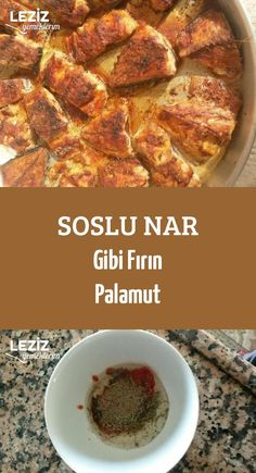 Soslu Nar Gibi Fırın Palamut potato al horno asadas fritas recetas diet diet plan diet recipes recipes Frozen Fish Recipes, Fresh Fish Recipes, Baked Chicken Recipes, Meat Recipes, Seafood Recipes, Steak Dinners For Two, Chicken Dinner For Two, Pomegranate Sauce, Best Dinner Recipes
