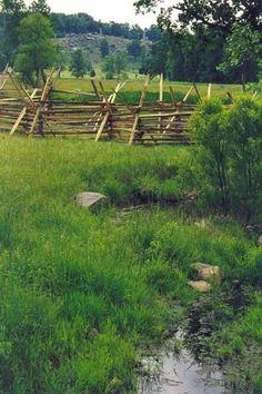Plum Run, Gettysburg