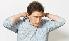 Rob Brydon, lovely and hilarious Welshman