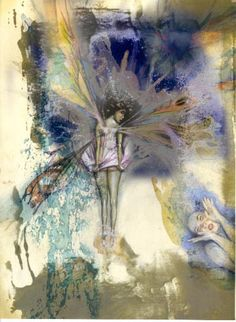 Lady Cottington's Pressed Fairy Book   - Terry Jones and Brian Froud (illustrator)