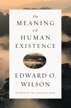 "E.O. Wilson on the Meaning of Human Existence and the Meaning of ""Meaning"" 