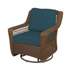 Create Customize Your Patio Furniture Spring Haven Brown Collection The Home Depot