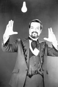Harry Blackstone, Jr. was an American stage magician, author, and television performer. Wikipedia  Born: June 30, 1934, Three Rivers  Died: May 14, 1997, Loma Linda  Spouse: Gay Blackstone  Parents: Harry Blackstone, Sr.