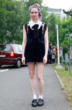 Look of the Day // Berlin Fashion Week