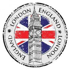 Descargar - Caucho grunge sello Londres Gran Bretaña — Ilustración de stock #53772319
