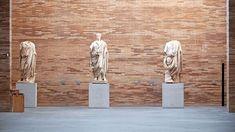 ArcDog Film: National Museum of Roman Art | Rafael Moneo. Image  ArcDog. #Archaeology #Museum #Roman #Art #RafaelMoneo #Moneo #Brick #Exhibition #Merida #Spain ##ArcDogFilm #Architecture #Architect #Film #ArcDog #Filmmaking