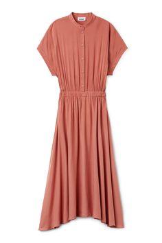 Treble Dress - Pink - Dresses & Jumpsuits - Weekday GB