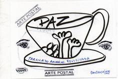 arte postalpelapaz.blogspot.com  arte postal pela paz - mail art for peace  Constança Lucas