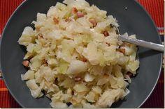 Flíčky se zelím What To Cook, Vinaigrette, Potato Salad, Rice, Potatoes, Pasta, Cooking, Ethnic Recipes, Blog