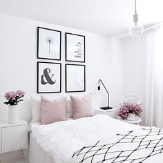 Simple and delightful room.