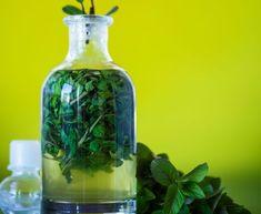 A legfinomabb mentaszörp receptje - Így tedd el, hogy sokáig ízes legyen Recipe For 4, Diy And Crafts, Glass Vase, Goodies, Food And Drink, Herbs, Drinks, Home Decor, Pantry