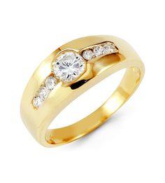 Ajay Diamond Ring