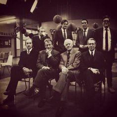 Tinker Tailor Soldier Spy: Menswear [Paul Smith Designs]    Toby Jones | Colin Firth | Gary Oldman | John Hurt John le Carré | Mark Strong | Paul Smith