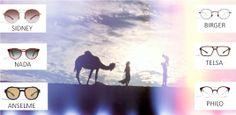"""""""Fuera de este mundo"""" MYKITA estrena su nueva temporada de #Gafas. http://www.neneclemet.com/blog/mikita-lucha-contra-la-monotonia/"""