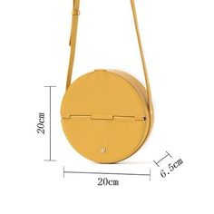Latest Pic bags material design Thoughts , , Overview: Design: Leather Circle Bag Round Crossbody Clutch Bags Purses In Stock: Days to Process Orders Include: A Shoulder Bag Material: Italian Cowhide Measures: L × W × H . Leather Clutch Bags, Crossbody Clutch, Leather Purses, Leather Wallet, Leather Bags Handmade, Handmade Bags, Circle Purse, Leather Bag Pattern, Round Bag