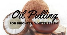 Oil Pulling Youtube: Teeth Whitening With Coconut Oil You've may have heard of oil pulling before… and thought it is hocus pocus! Oil pulling has …
