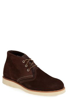 Red+Wing+Suede+Chukka+Boot+(Men)+available+at+#Nordstrom