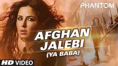 Sung by #SyedAsrarShah, #AfganJalebi from the film #Phantom  compares Katrina Kaif's beauty and Jalebi.