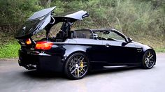 If my was a convertible it would look like this 😍 F30 M3, Bmw 650i, Bmw 3 Series Convertible, M3 Convertible, M3 Cabrio, 135i, Vossen Wheels, Lux Cars, Super Sport Cars