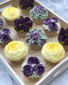 of Summer in a beautifully edible form!A celebration of Summer in a beautifully edible form!celebration of Summer in a beautifully edible form!A celebration of Summer in a beautifully edible form! Elegant Cupcakes, Floral Cupcakes, Beautiful Cupcakes, Fun Cupcakes, Baking Cupcakes, Birthday Cupcakes, Yellow Cupcakes, Mocha Cupcakes, Gourmet Cupcakes
