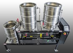 Brew-Magic V350MS system by Sabco. Home Brew, Ultimate home beer brewing equipment. www.brewmagic.com #homebrewingsetup #homebrewingequipment