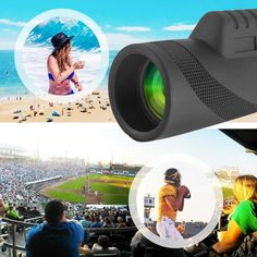 Optical Zoom Clip-on Camera Lens Telescope For Universal Cell Phone Polarizing Filter, Smartphone Holder, All Smartphones, Phone Mount, Wide Angle Lens, Bird Watching, Camera Lens, Telescope, Nice View