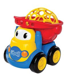 Another great find on #zulily! Go Grippers Dump Truck by Oball #zulilyfinds