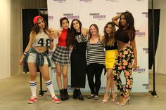 Fifth Harmony concert at the Tanger Outlets in Deer Park, NY