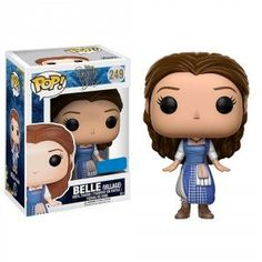 Figurine POP La Belle et la Bête 2017 Belle Village (Exclusive)