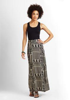 tribal maxi skirt http://www.letko.info/archives/25.html