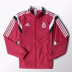 Men s 2014 15 Real Madrid Track Top Jacket Novedad 67adfc08812ea