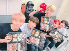 Rap Monster, JungKook, Jimin, J-Hope e Jin via Twitter @BTS_twt [230917]
