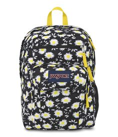 JanSport Big Student Backpack - 2100cu in | Ice, Blue and Jansport