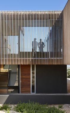 // St Andrews House by Perkins Architects. Photography by Dianna Snape