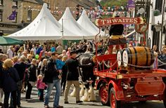 Clitheroe Food Festival, North West Food Festivals, Foodie Events North West, Clitheroe days out, things to do in lancashire, family days out