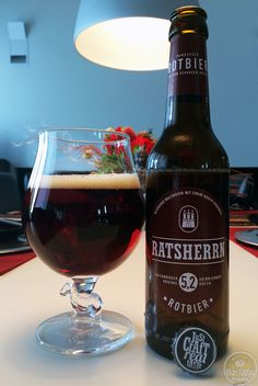 25-May-2015 : Rotbier by Ratsherrn Brauerei. Sweet but not sickeningly sweet, and a little bitter. #ottbeerdiary