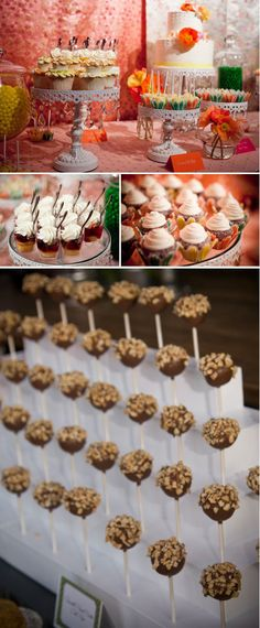 Bridal Bar Blog: Daily Events & Wedding Inspirations in a Blog Format - New Blog - Mini Wedding Foods