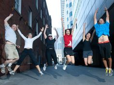 Motivation by committee: Why training in groups helps runners stick to goals #running
