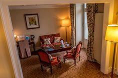 Junior Suite Hotel des Trois Couronnes, Vevey | Leading Hotels of the World