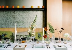 Real Weddings // By the Sea in San Diego // Florals by The Nouveau Romantics