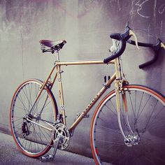 Peugeot bicycle. I love most of them