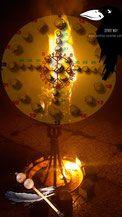 Schamanismus - entfache deine Urkraft - Astrologie-Karten-Schamanismus SPIRIT COACH Tarot, Light Bulb, Home Decor, Astrology, Electric Light, Interior Design, Home Interiors, Bulb, Decoration Home