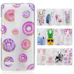 Newest Super Cute Cases Design Transparent TPU Soft Silicon Phone Case For Lenovo K6 / A2020 / C2 / K5 Note Back Cover