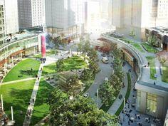 Retrofitting Suburbia.. Urban Design Solutions for Redesigning Suburbs