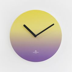 OBJECT CLOCK_YELLOW-PURPLE http://www.secondmansion.com/product/detail.html?product_no=113&cate_no=50&display_group=1