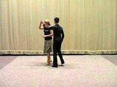 Základní taneční - Jive.mpg - YouTube