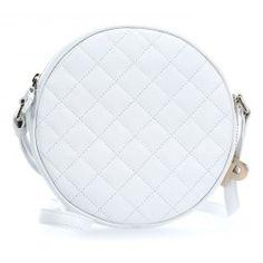 wardow.com - #bag #trend #blackandwhite #Picard Martha Schultertasche genarbtes Rindsleder weiß